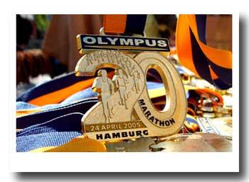 20. Olympus Marathon