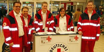Spenden Sammeln fr Tsunami Opfer