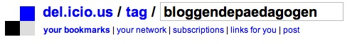 Bloggende Pädagogen