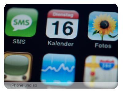 iPhone und so